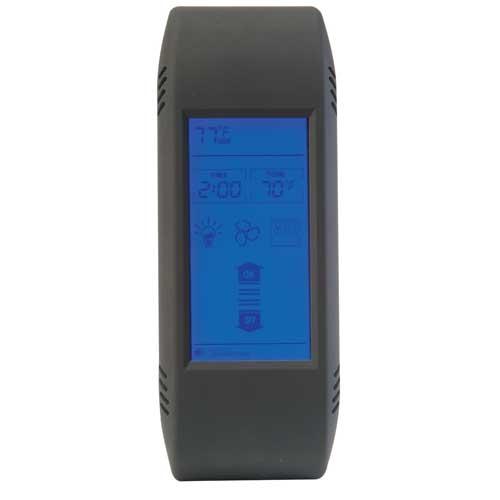 Stupendous Tsfsc Touch Screen Thermostatic Remote Full Function Ambient Signature Command System Interior Design Ideas Oteneahmetsinanyavuzinfo