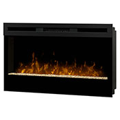 "34"" Wickson Linear Electric Fireplace - Dimplex"