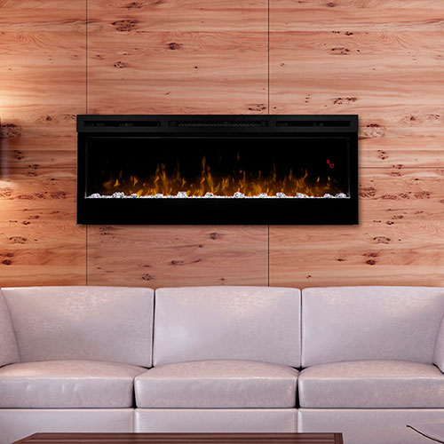 "50"" Prism Series Linear Electric Fireplace"