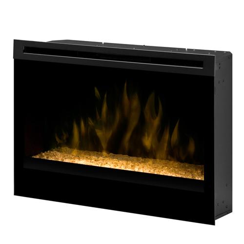 22 Convex Portrait Electric Fireplace Dimplex Electric Fireplaces