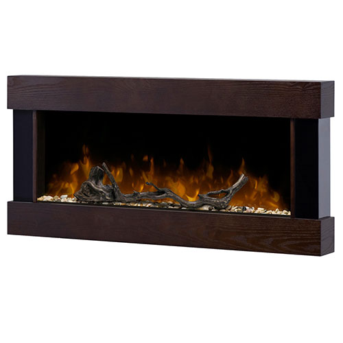 36 Chalet Linear Electric Fireplace Dimplex Electric Fireplaces