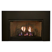 "25"" Innsbrook Vent Free Fireplace Insert, Contemporary Surround (Manual/Pilot) - Empire Comfort Systems"