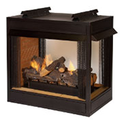 Multi Sided Vent Free Fireboxes