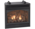Single Sided Vent Free Fireplaces