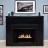 "42"" Artisan Series Cabinet Mantel - Empire Comfort Systems"