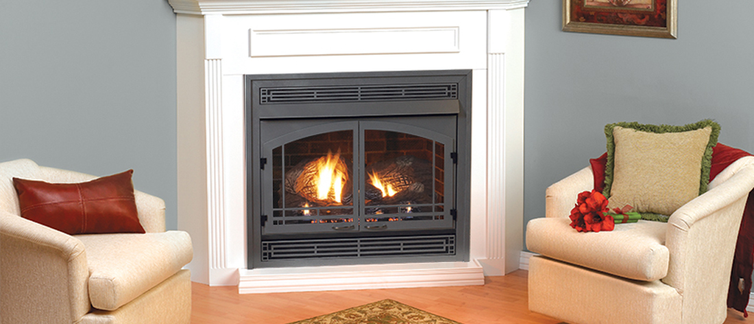 Traditional Vent Free Fireplaces
