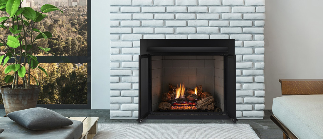 Vent Free Fireboxes